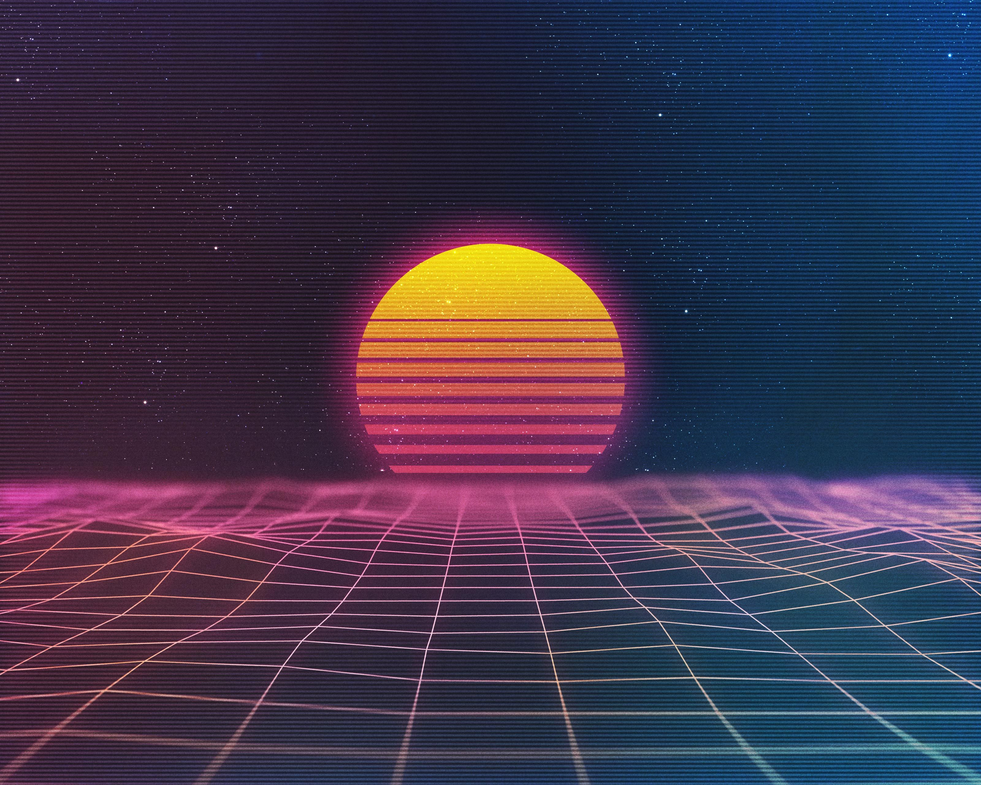 Rad Pack 80 S Themed Hd Wallpapers Nate Wren Graphic Design