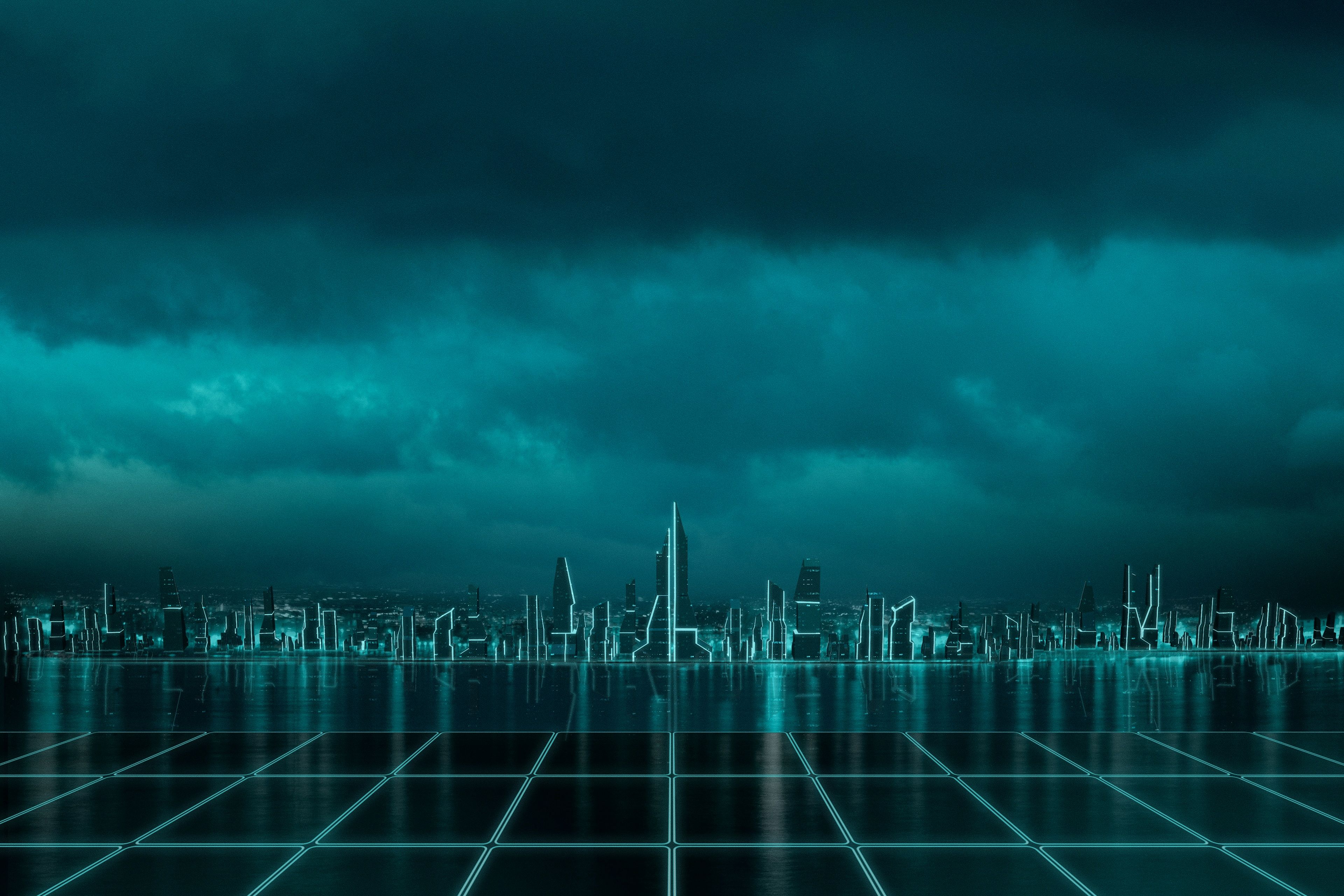 The Grid - Android Theme & Wallpapers - Nate Wren ...