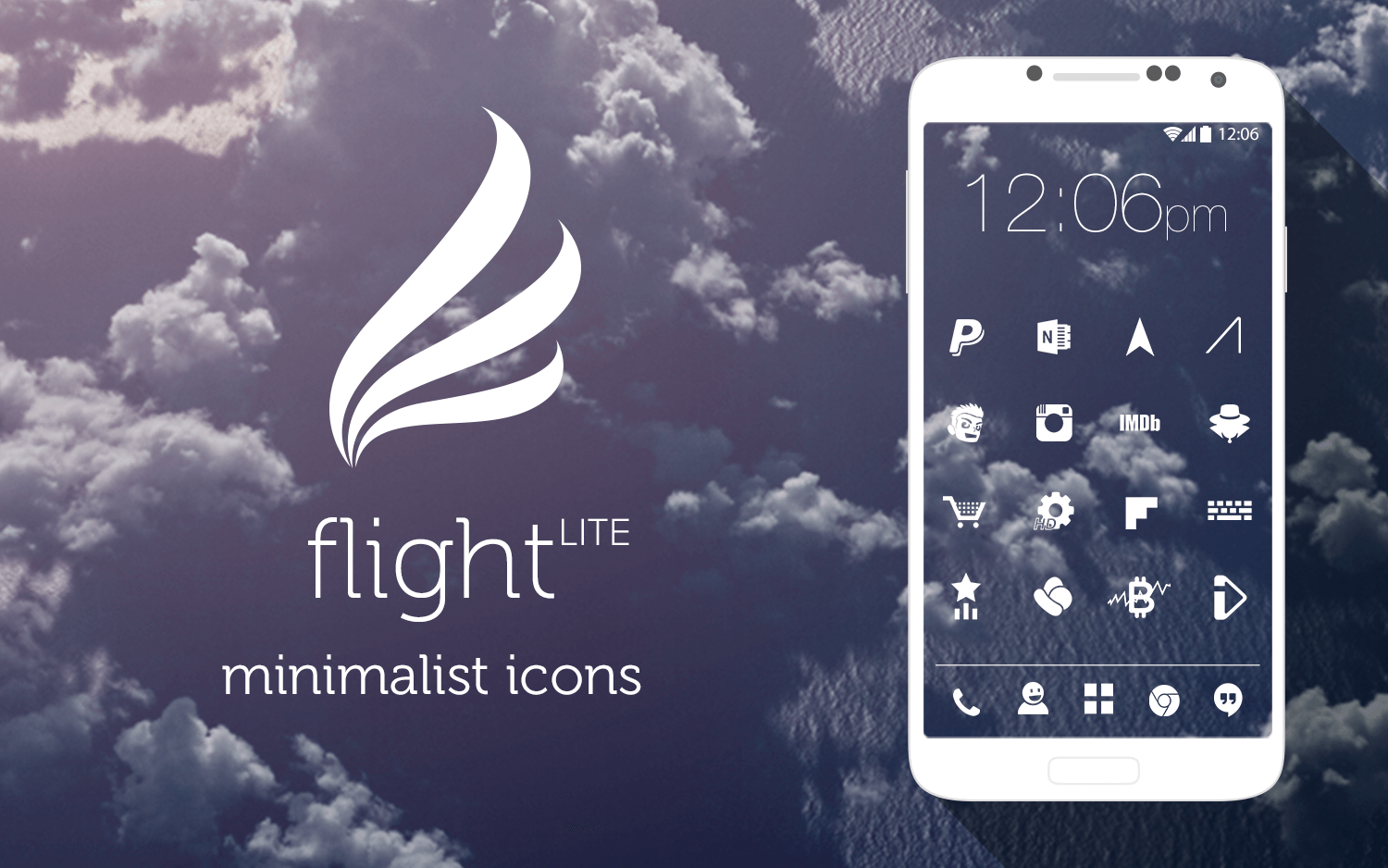 Flight – Icon Pack