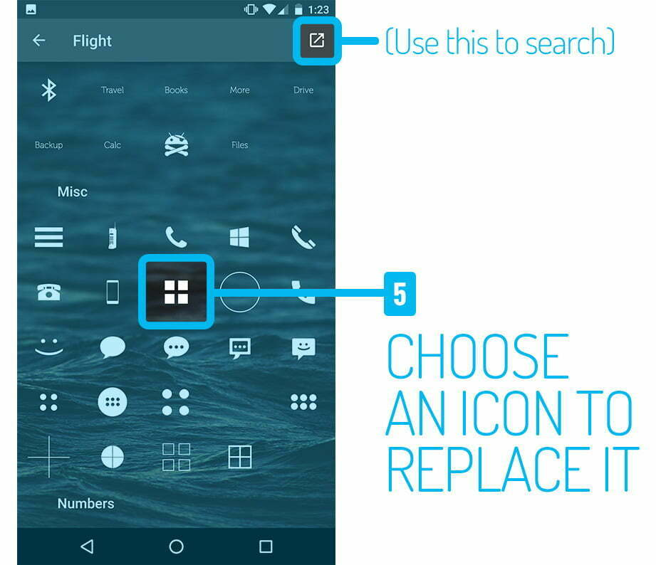 How to Apply Android Icon Packs & Themes - Quick Guide