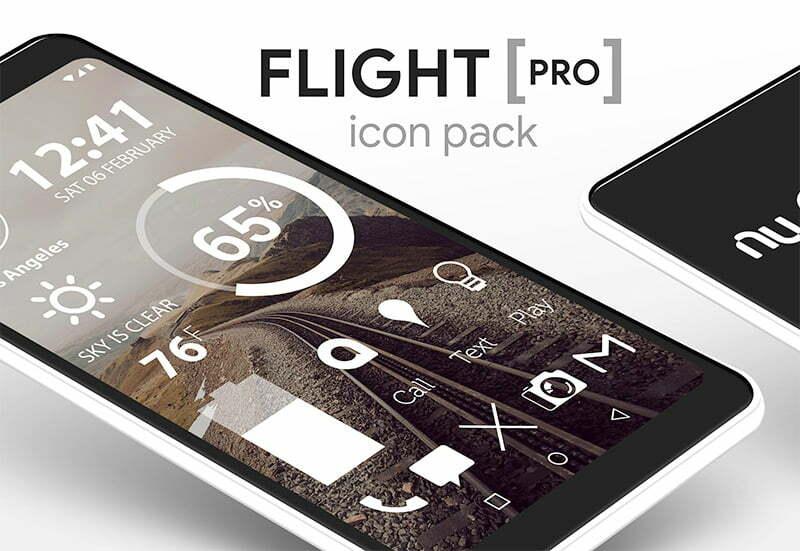 Flight Pro Icon Pack