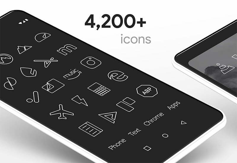 Lines Pro Icon Pack Icons