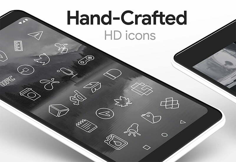 Lines Pro Icon Pack HD Icons