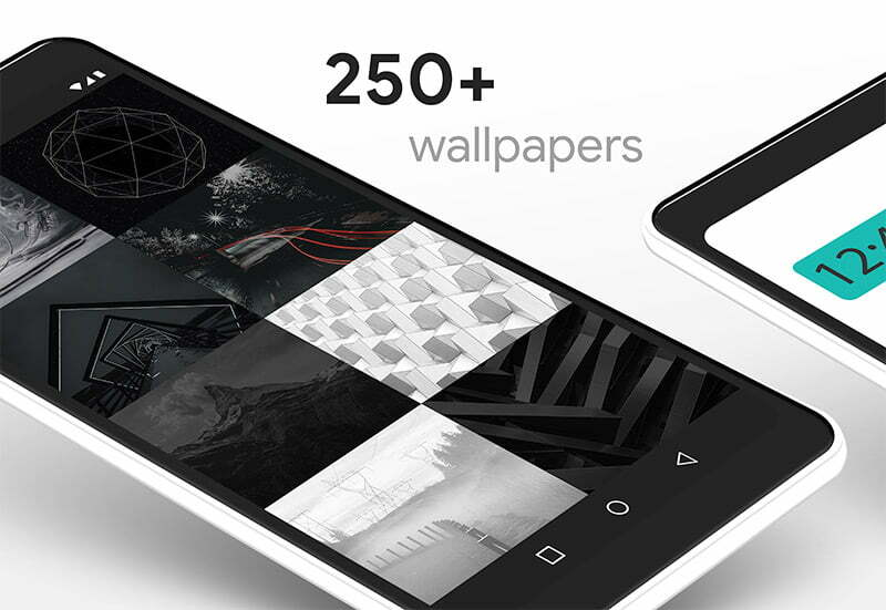 Lines Pro Icon Pack Wallpapers