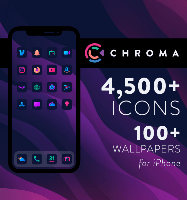 chroma ios icons product image
