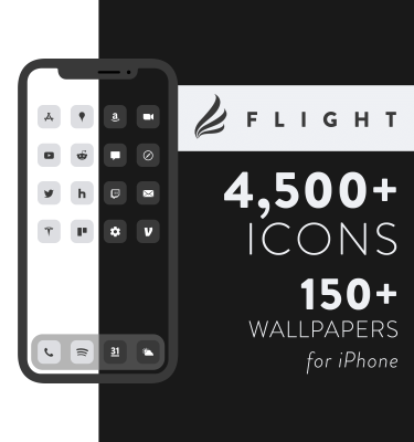 flight ios icons product image