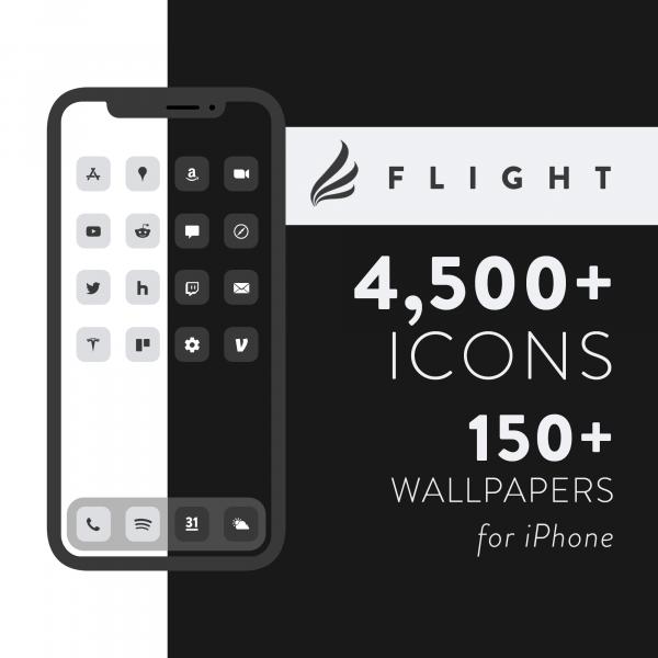 flight ios icons product image