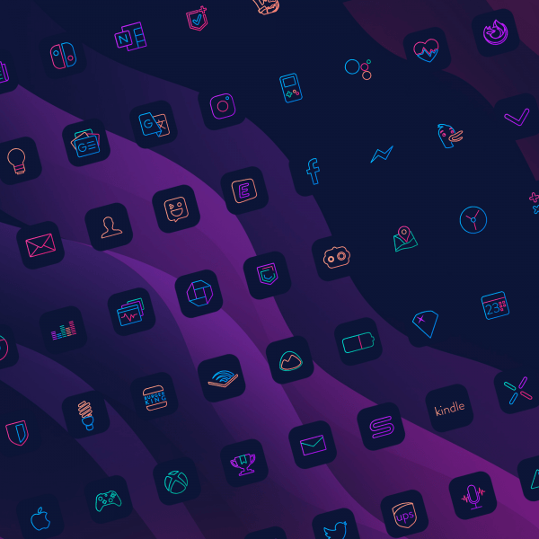 lines chroma icons