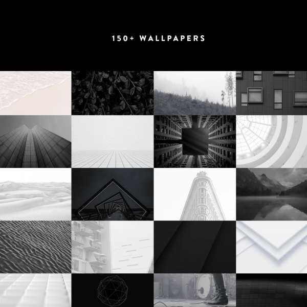 Lines iOS Wallpapers
