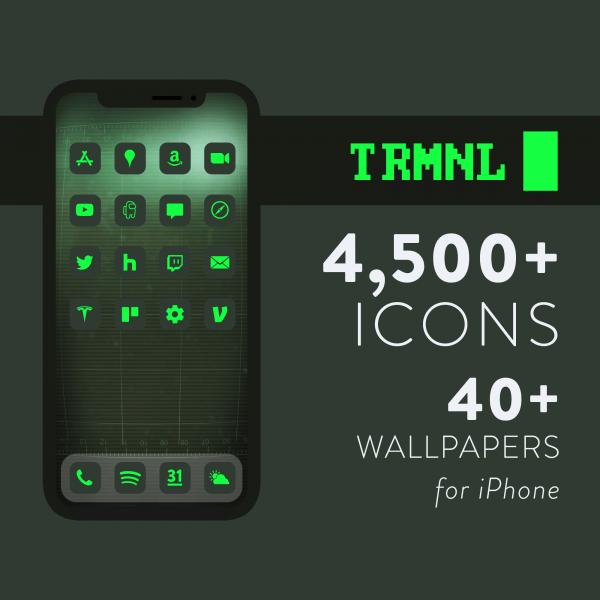 Terminal - iOS Icons