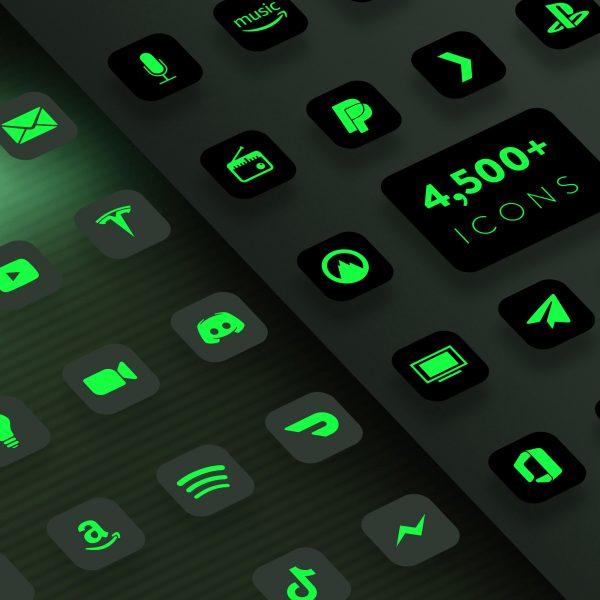 terminal ios icons