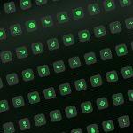 terminal ios icons green bg